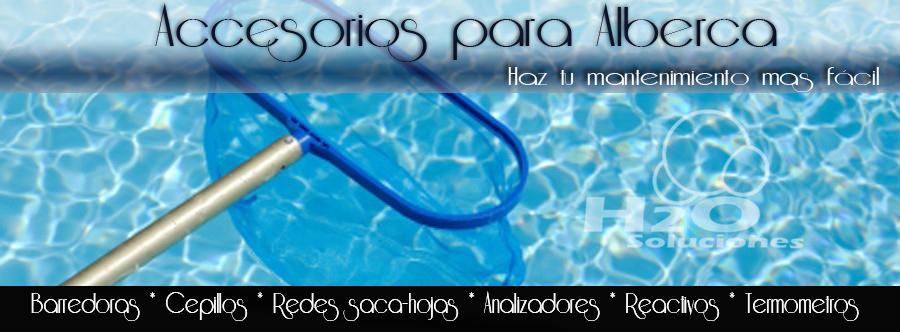 Accesorios para albercas piscinas for Accesorios para piscinas costa rica