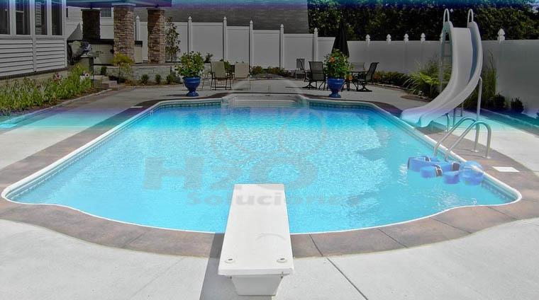 trampolines para albercas piscinas