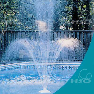 Fuentes y cascadas - Fuentes para piscinas ...