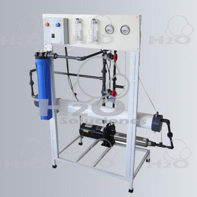 Filtro suavizador para purificadoras de agua