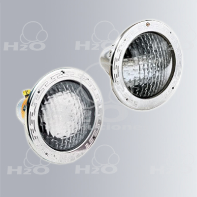 Lamparas para albercas piscinas for Luces led piscina